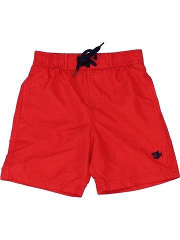 Bañador niño DEBENHAMS rojo 3 años verano #1339989_1