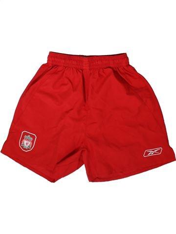 Short de sport garçon REEBOK rouge 10 ans été #1340270_1