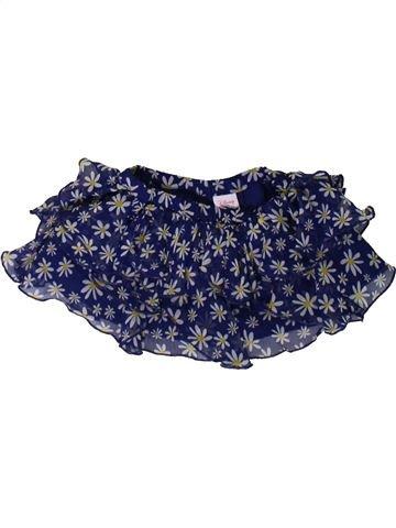 Falda niña DISNEY azul 6 meses verano #1340762_1