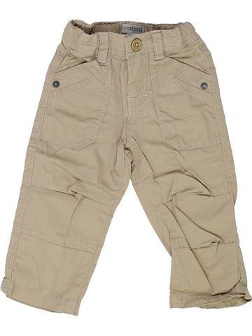 Pantalón niño CONFETTI beige 12 meses verano #1342282_1