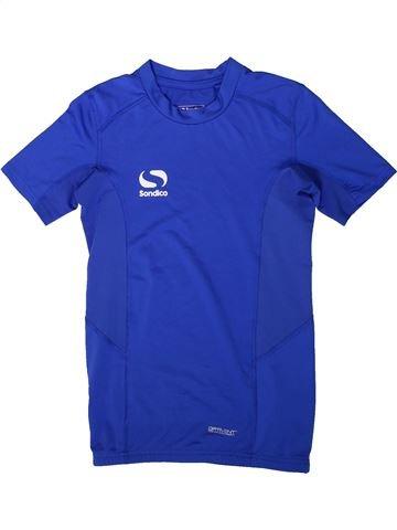 Camiseta deportivas niño SONDICO azul 12 años verano #1342776_1