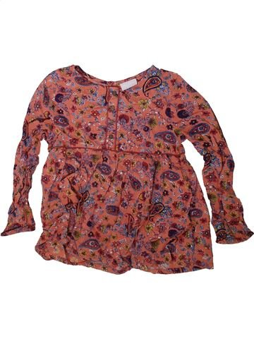 Blusa de manga larga niña I LOVE GIRLSWEAR marrón 9 años invierno #1342883_1