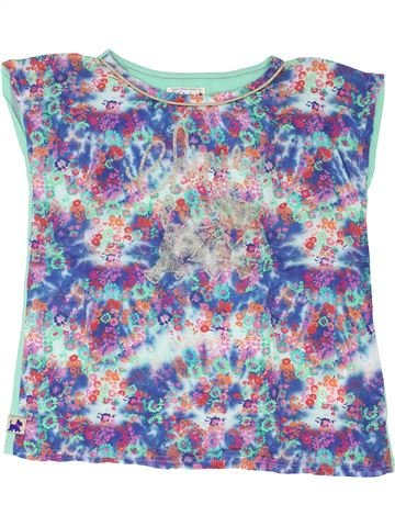 Camiseta de manga corta niña CHIPIE gris 8 años verano #1343305_1
