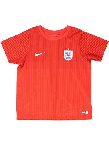 Maillot de sport garçon NIKE orange 8 ans été #1343706_1