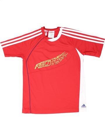 Camiseta deportivas niño ADIDAS rojo 12 años verano #1343722_1
