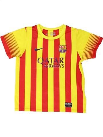 Camiseta deportivas niño NIKE amarillo 6 años verano #1343777_1
