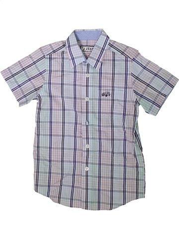 Chemise manches courtes garçon DEBENHAMS gris 6 ans été #1344007_1