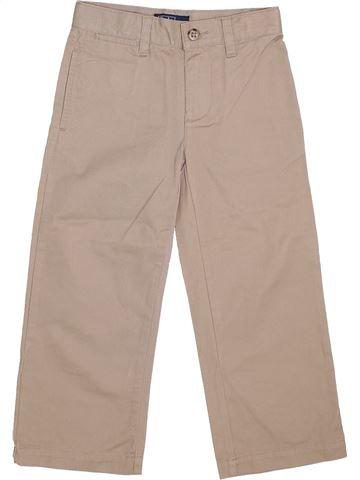 Pantalon garçon RALPH LAUREN beige 4 ans été #1344086_1