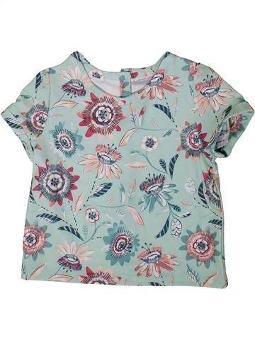 Blusa de manga corta niña I LOVE GIRLSWEAR gris 8 años verano #1344206_1