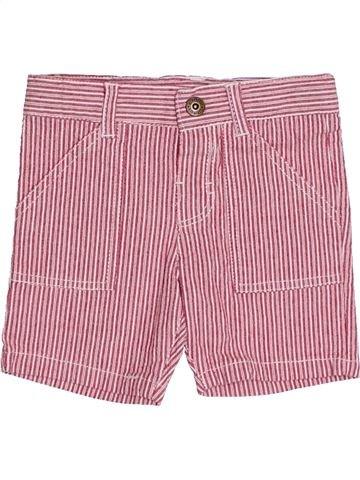 Short-Bermudas niño BOUT'CHOU rosa 6 meses verano #1344336_1