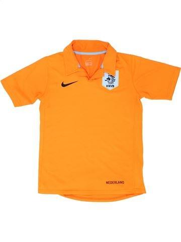 Camiseta deportivas niño NIKE naranja 10 años verano #1344455_1