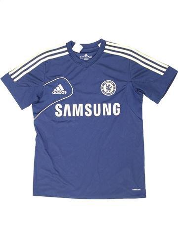 Camiseta deportivas niño ADIDAS azul 14 años verano #1344548_1
