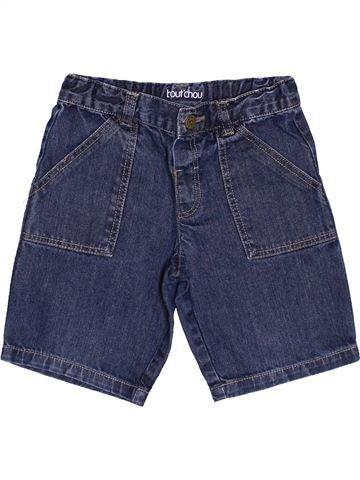 Short - Bermuda garçon BOUT'CHOU bleu 2 ans été #1344837_1