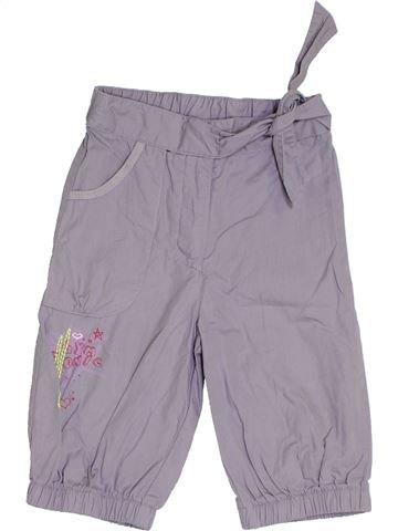 Pantalón niña ALPHABET gris 2 años verano #1345239_1