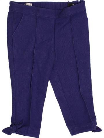 Pantalón niña LILI GAUFRETTE azul 4 años invierno #1345499_1