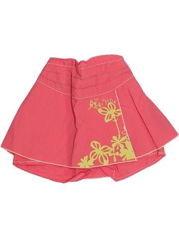 Short-Bermudas niña AUBISOU rosa 2 años verano #1345719_1