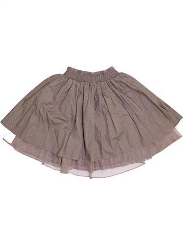 Falda niña CYRILLUS gris 10 años verano #1345785_1