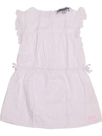 Vestido niña CREEKS blanco 4 años verano #1346025_1