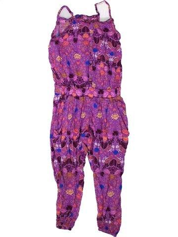 Combinaison longue fille MARKS & SPENCER violet 5 ans été #1346285_1