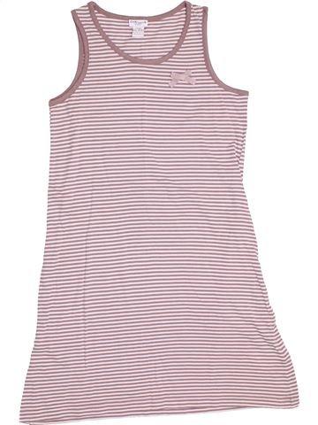 Chemise de nuit fille CYRILLUS rose 12 ans été #1347140_1