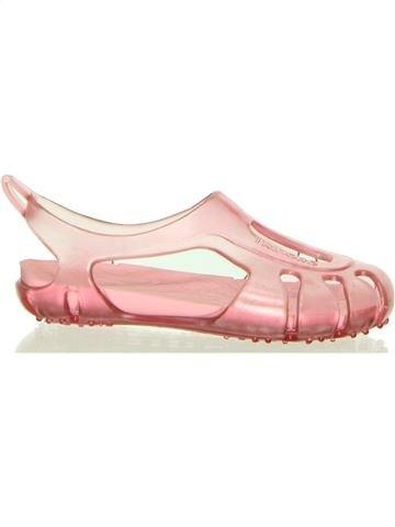 Sandalias niña TRIBORD rosa 26 verano #1347335_1