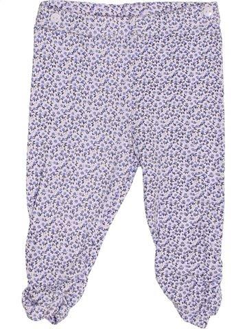 Legging fille SERGENT MAJOR violet 6 mois été #1347706_1