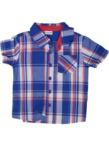 Camisa de manga corta niño LADYBIRD azul 2 años verano #1348104_1