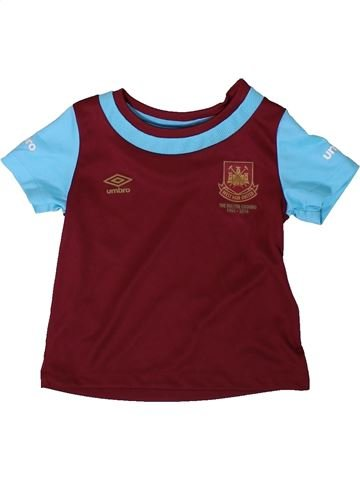 Camiseta deportivas niño UMBRO azul 6 meses verano #1348538_1
