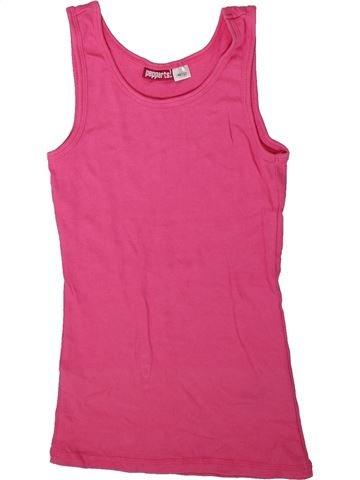 T-shirt sans manches fille PEPPERTS rose 12 ans été #1348658_1