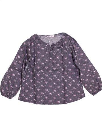 Blusa de manga larga niña CFK violeta 6 años invierno #1348674_1