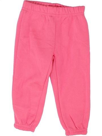 Pantalon fille PEP&CO rose 2 ans hiver #1349589_1