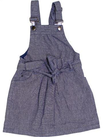 Vestido niña CYRILLUS azul 6 años verano #1349745_1