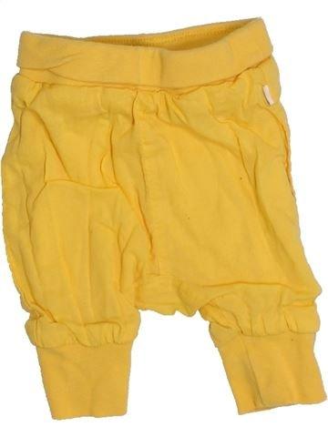 Pantalon garçon TAPE À L'OEIL jaune naissance hiver #1349825_1