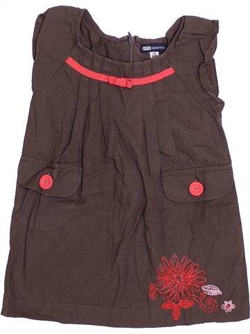 Robe fille KID'S GRAFFITI violet 2 ans été #1350047_1