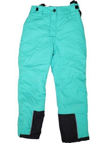 Ski garçon YIGGA bleu 9 ans hiver #1350231_1