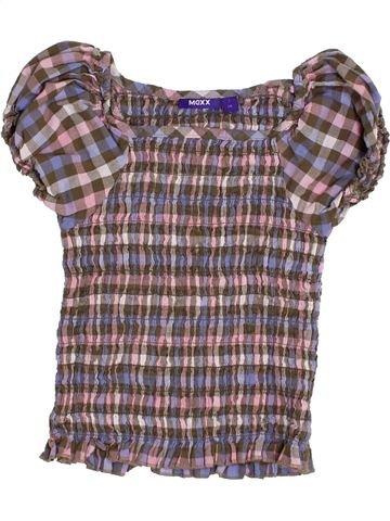 T-shirt manches courtes fille MEXX gris 8 ans été #1350464_1