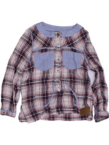 Blusa de manga larga niña CREEKS gris 3 años invierno #1350793_1