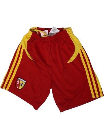 Pantalon corto deportivos niño ADIDAS beige 8 años verano #1351459_1