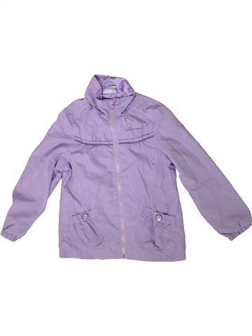 Parka - Trench fille DOPODOPO violet 7 ans été #1351572_1