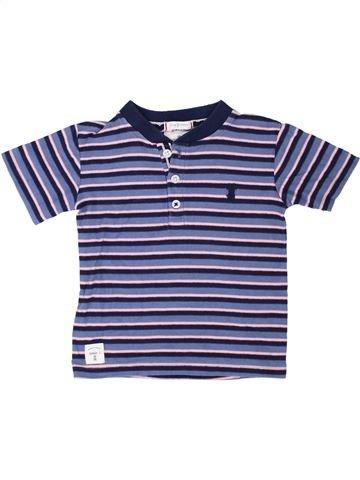Camiseta de manga corta niño JASPER CONRAN violeta 2 años verano #1351720_1