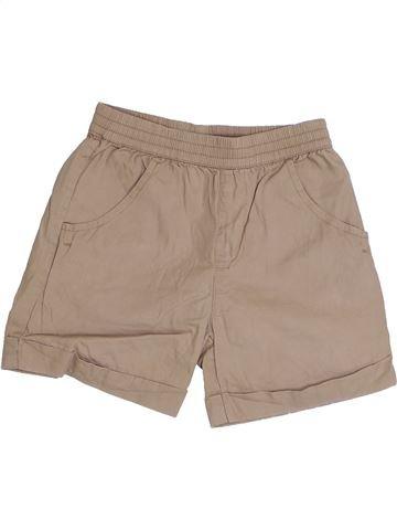 Short - Bermuda garçon DPAM beige 3 mois été #1351760_1