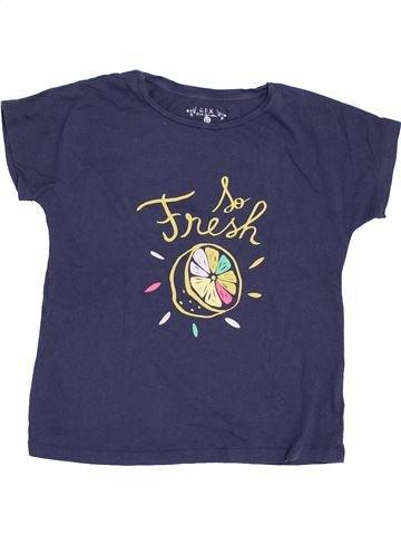 Camiseta de manga corta niña CFK azul 10 años verano #1352046_1