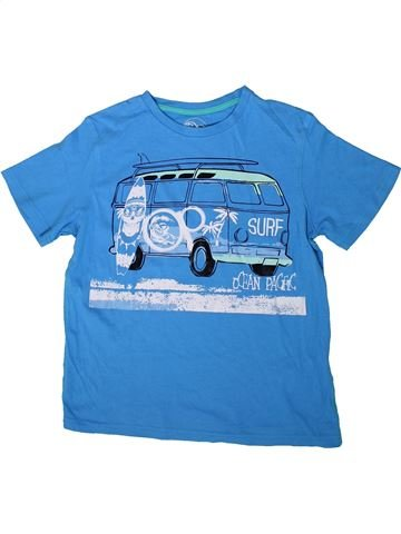 T-shirt manches courtes garçon OCEAN PACIFIC bleu 12 ans été #1353793_1