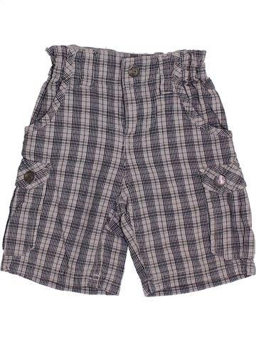 Short - Bermuda garçon TERRE DE MARINS gris 2 ans été #1354164_1