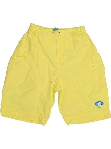 Short - Bermuda garçon MARÈSE jaune 2 ans été #1354240_1