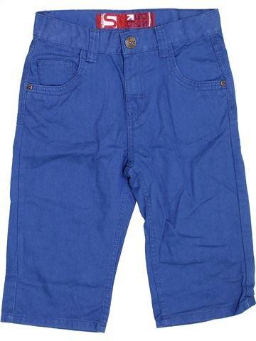 Short - Bermuda garçon URBAN 65 OUTLAWS bleu 10 ans été #1354266_1