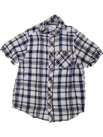 Camisa de manga corta niño BOYS violeta 7 años verano #1354463_1