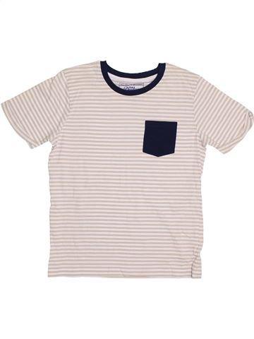 T-shirt manches courtes garçon TRUE DUDES violet 9 ans été #1354867_1