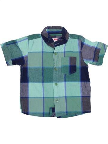 Camisa de manga corta niño NAME IT azul 18 meses verano #1355797_1