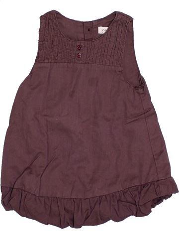 Robe fille GENERATION Z violet 3 mois été #1356013_1